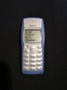 1100 86 2 New About Edition Rh-15 - Nokia Original Details Blue Firmware