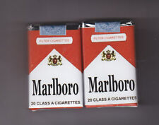 SET OF 2 DUMMY US VIETNAM WAR ERA MARLBORO  CIGARETTE PACKS (REPRO)