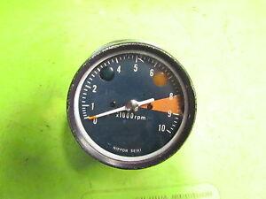 1970 Honda CB 350 K2 Super Sport CB350 Tachometer Gauge # 19