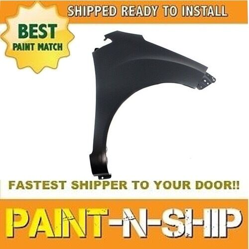 2013 2014 2015 CHEVY SPARK RIGHT Fender w//o Mold Hole PaintedGM1241377