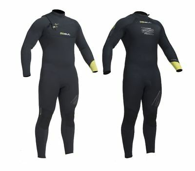 GUL RESPONSE FX 5/4mm CHEST & BACK ZIP NEOPRENE WETSUIT DIVING SWIMMING SURFING