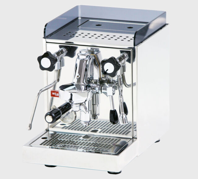 Super Rocket Espresso Milano Cellini Classic Edelstahl Espressomaschine WQ-03
