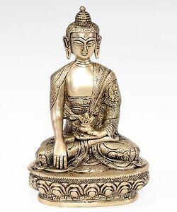 SHAKYAMUNI-ODER-RATNASAMBHAVA-BUDDHA-20-5-CM-HOCH-YOGA-MEDITATION-BUDDHISMUS