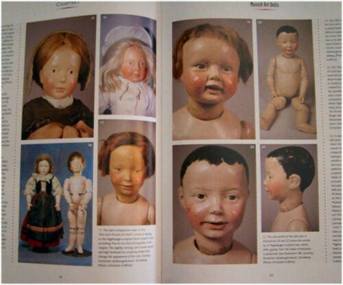 Armand Marseille NEW book Kestner ID German Character Dolls Mary Krombholz