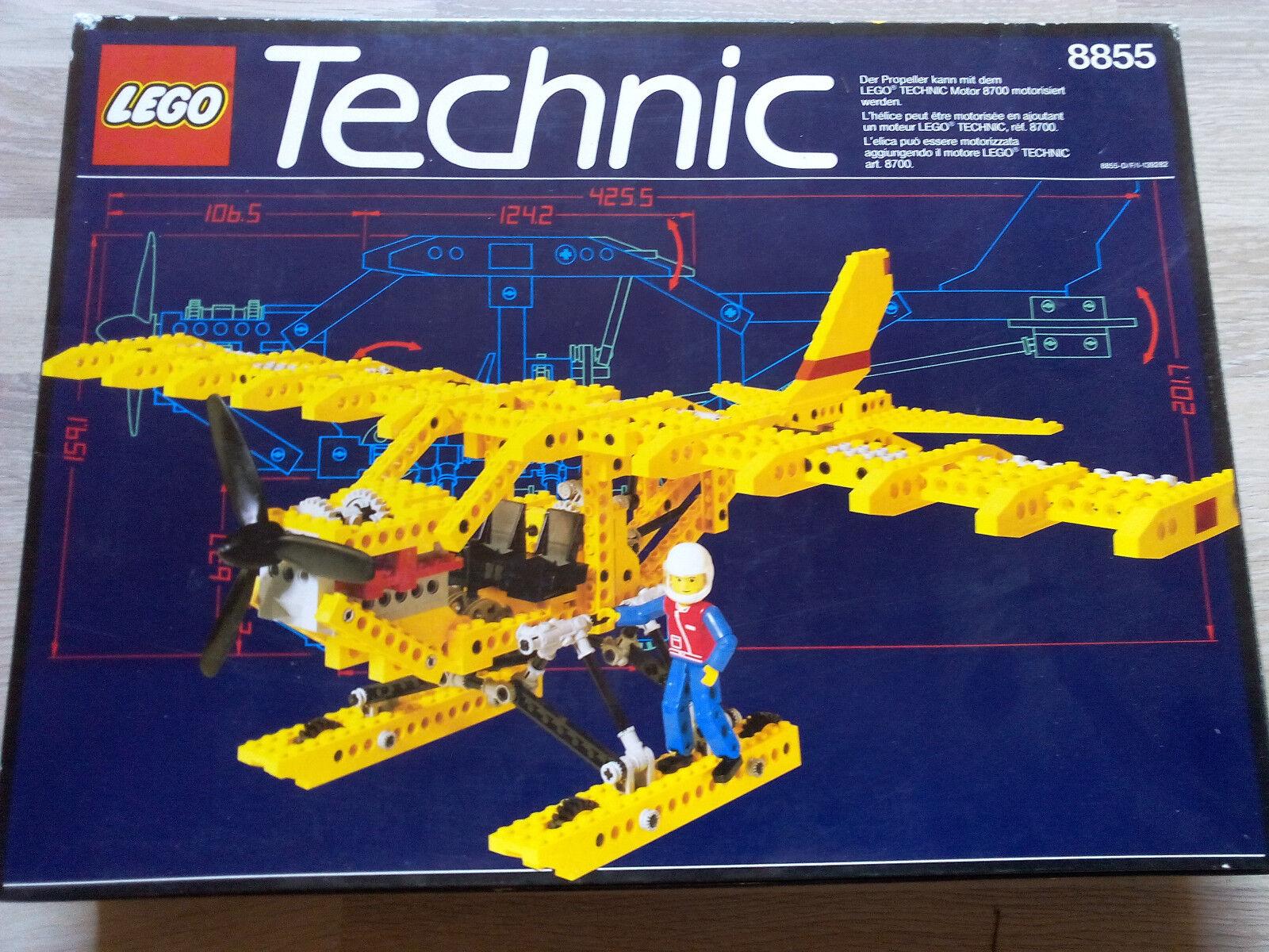 Lego Technic Technik 8855 Prop Plane   NEU & OVP - RARITÄT