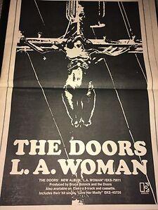 doors la woman album