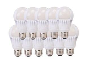 Daylight-High-White-5000K-LED-Light-Bulb-60-Watt-Equivalent-12-Pack