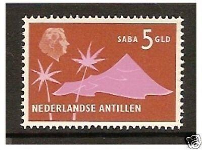 Ehrlichkeit Niederlande Antilles Sg 395 In Vielen Stilen Mnh 1958/73,5g Gebäude/landschaften Briefmarke