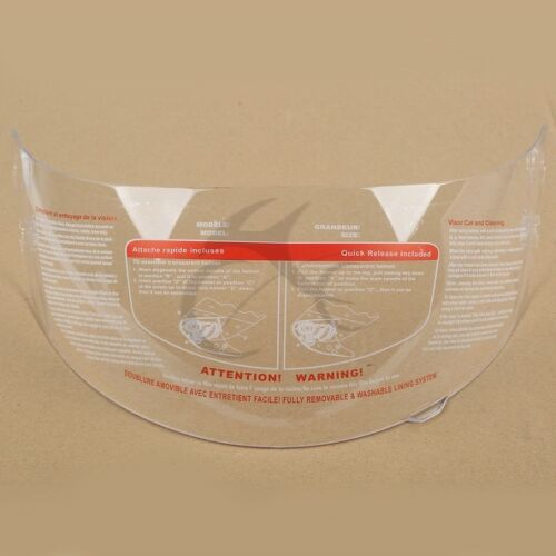 Motorcycle Flip Up Full Face Helmet Visor Shield Clear HY901 full face helmet