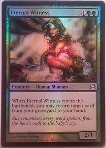 Temoin-eternel-Modern-Masters-PREMIUM-FOIL-Eternal-Witness-Magic-mtg