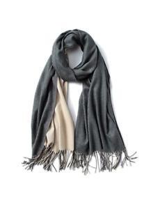 New Quality Pure Cashmere Soft Warm Wrap Shawl Scarf Pashmina Scarves Gift 652