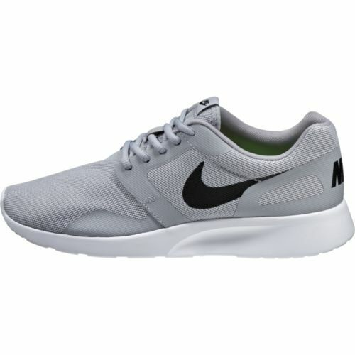 NEW Nike Kaishi Running Shoes Black White Dual Ride Mens Sz 8.5