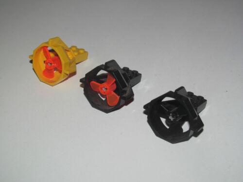Hélice Sous Marin Propeller Housing Choose Color 6040 6041 Lego ® Réacteur