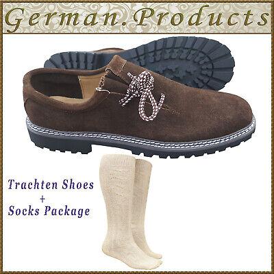 New German Bavarian Oktoberfest Festival Trachten Short Lederhosen Socks Gp22