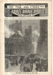 1902-Mail-amp-Express-February-8-Morgan-Hospital-opens-New-Met-Museum-of-art
