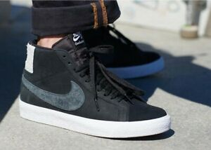 first rate quality design half off Details about NIKE SB X GNARHUNTERS ZOOM BLAZER MID QS SIZE UK 9 EUR 44