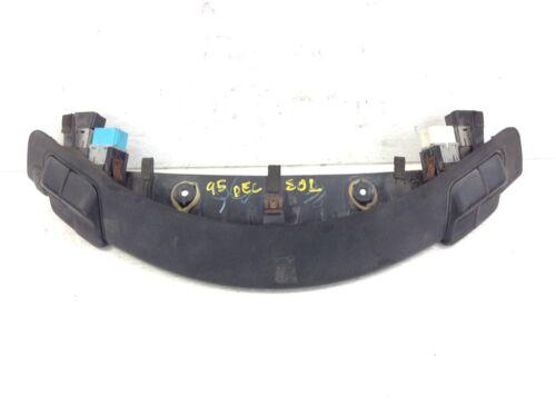 93 94 95 96 97 Del Sol Cluster Meter Visor Panel Bezel Finish Assy Used OEM