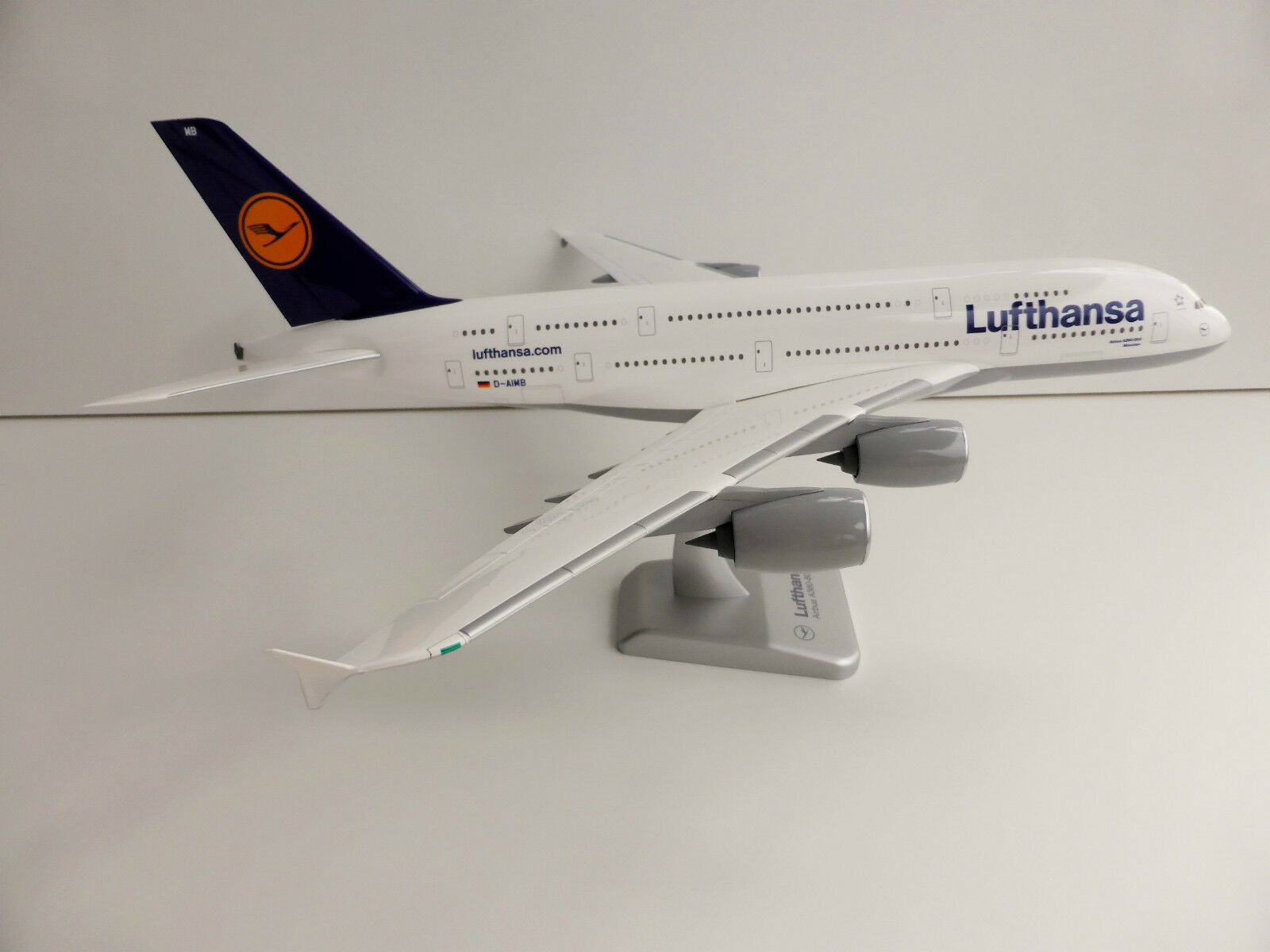 Airbus A380-800 LUFTHANSA MONACO 1 200 Limox Ali