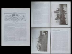 AgréAble La Construction Moderne - N°11 - 1907- Universite Glasgow, James Miller Prix De Rue