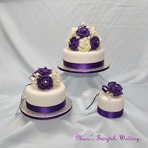 Image Is Loading WEDDING FLOWERS CAKE TOPPER DECORATION PACKAGE CADBURY