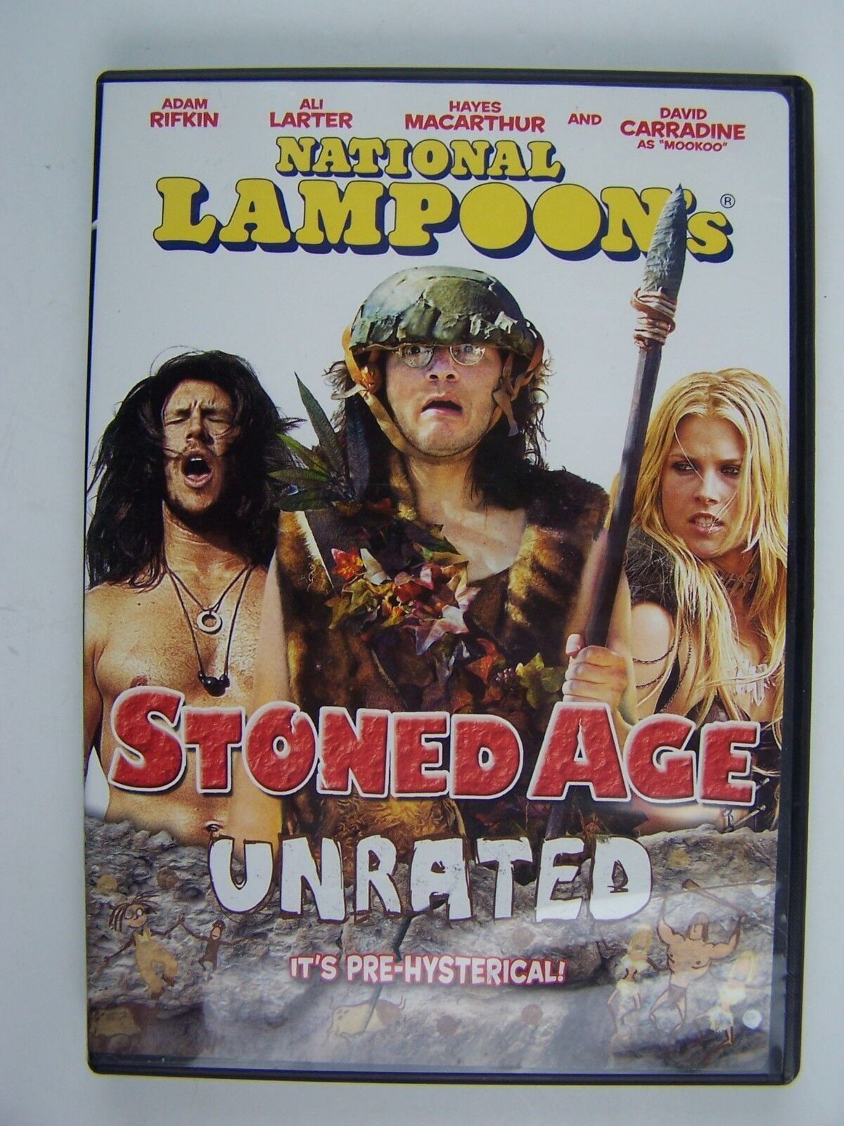 National Lampoon's Stoned Age Unrated Edition DVD 97361