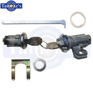 Chevelle-Impala-Skylark-Glove-Box-amp-Trunk-Lock-Kit-Later-Key-Style-150-New