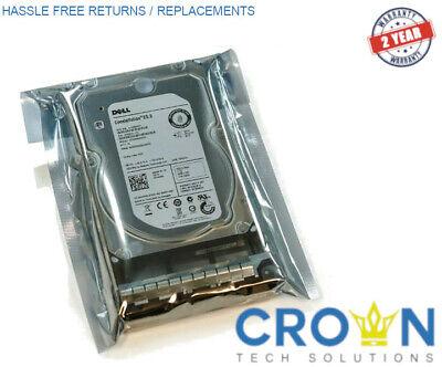 "Dell 9W5WV ST91000640SS 1TB 7.2K 2.5/"" 6G SAS HARD DRIVE w//G176J"