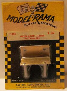 Aurora-K-amp-B-Brass-Motor-Mount-for-Pittman-704-1101-MOC