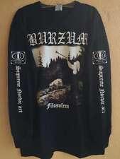 Black metal long sleeve M shirt Satyricon Emperor Mayhem Darkthrone Immortal