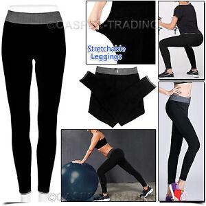 50x Women Yoga Pants Ladies Fitness Leggings Running Gym Exercise Sports Trouser