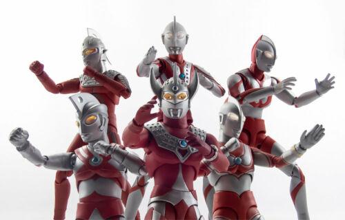 seller Return of Ultraman Jack action figure Bandai U.S Figuarts Ultraman S.H