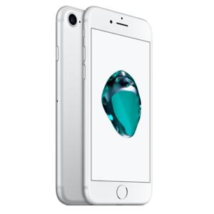 APPLE-IPHONE-7-32GB-BIANCO-SILVER-ROTTO-DIFETTOSO-SCHEDA-MADRE-PEZZI-DI-RICAMBIO