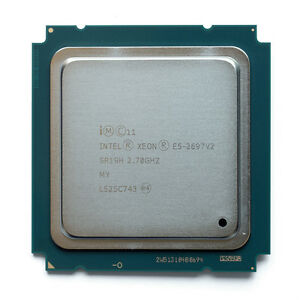 Image is loading NEW-Intel-Xeon-E5-2697-v2-OEM-CPU-