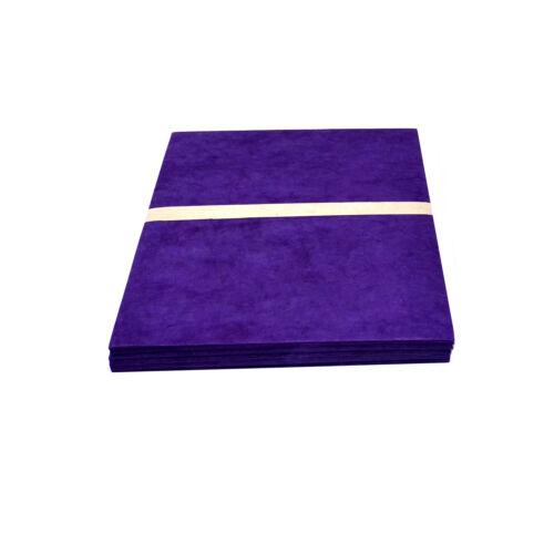 Pack of 20 sheets Handmade Lokta Paper Himalayan lokta A4 size Colours Paper