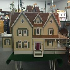 Dollhouse North Park Mansion Pre-Built and Electrified 1:12