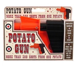 Spud-Gun-Metal-Die-Cast-Retro-Gun-Potato-Water-Pistol-Toy-Gun-Dressing-Costume