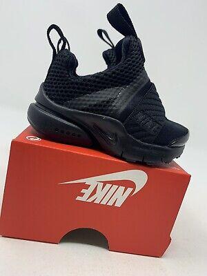 Kleinkind Jungen: Nike Presto extrem Schuhe, schwarz Größe 4c 870019 001 | eBay