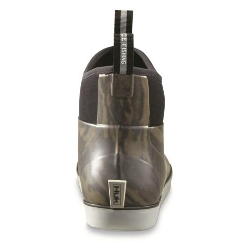 Huk Men/'s Rogue Wave Rubber Fishing Boots Multiple Sizes NEW Camo Mossy Oak