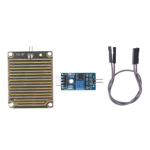 Raindrops detection sensor module rain module weather module humidity CN W0 NF