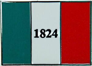Alamo-Flag-Hat-Lapel-Pin-Texas-Historical-Flag-Free-Shipping