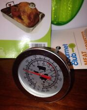 ROAST LEAVE-In COOKING FOOD PROBE MEAT THERMOMETER