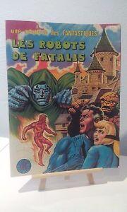Aventure-des-Fantastiques-N-11-Les-Robots-de-Fatalis-034-Edition-LUG