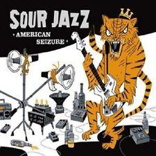 Sour Jazz - American Seizure  CD ALTERNATIVE ROCK Neuware