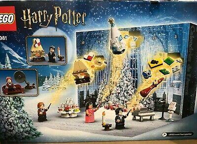 lego harry potter 2020 advent calendar 75981 christmas