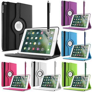 Housse-Etui-Coque-360-Rotatif-Rotation-Tablet-pour-Apple-iPad-9-7-2017