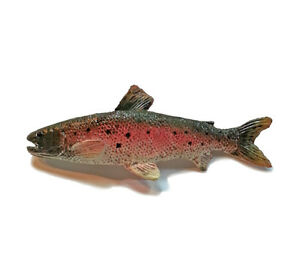 AAA-96162-Baby-Salmon-Sealife-Fish-Toy-Model-Replica-NIP