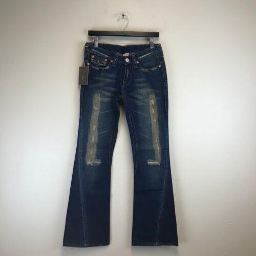 28 Jeans 503 Tag Religion con True 29x33 patta Tasche 5 Size 5452 Flare Distrutta ZqpvxwSa