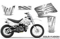 Yamaha Ttr90 Creatorx Graphics Kit Decals Cold Fusion W