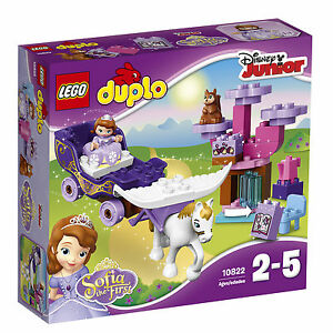 Lego Duplo 10822 Sofia The First Magical Carriage MISB