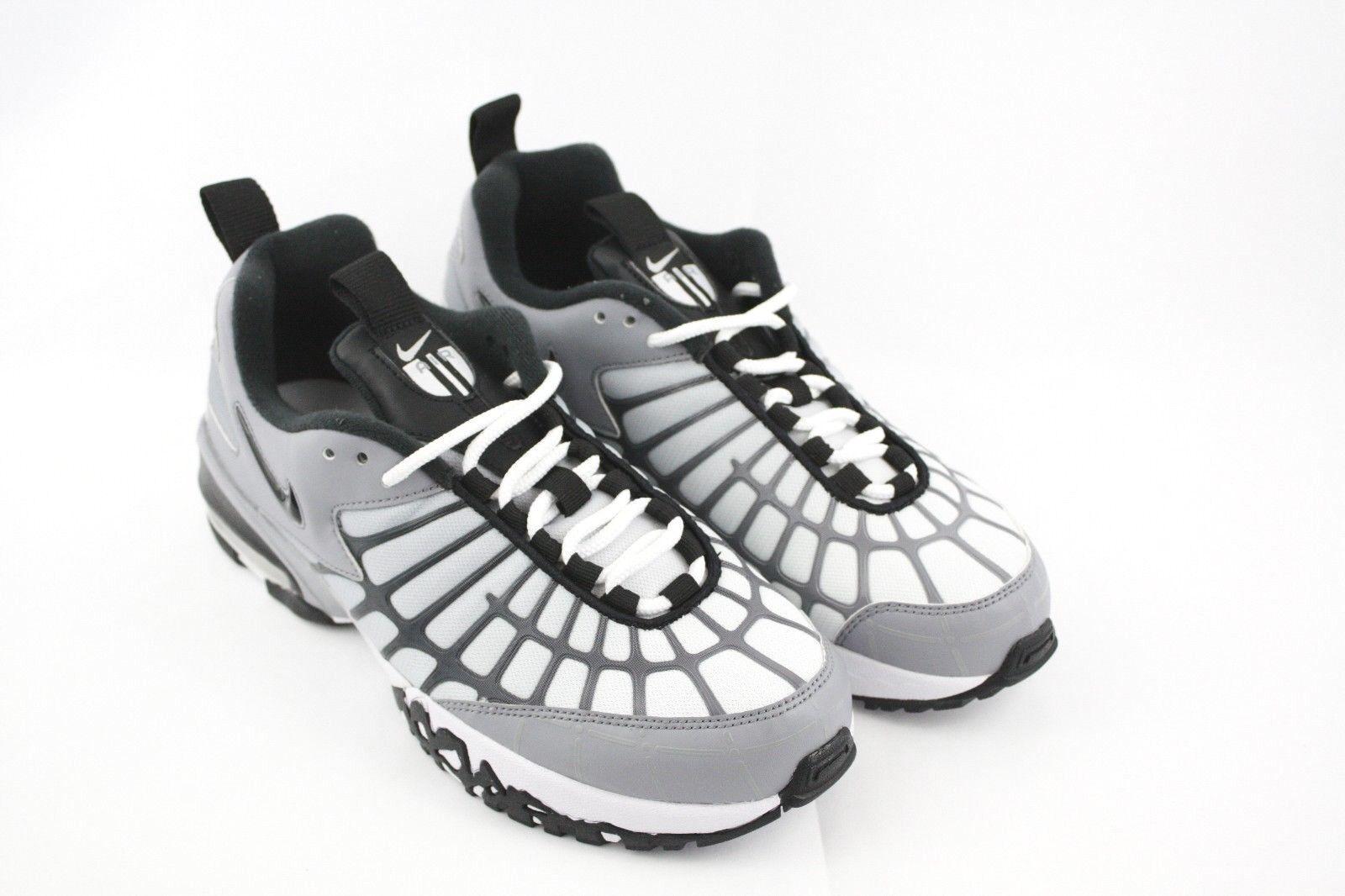 Nike Air Max 120 Size 8 Mens Fashion Sneakers Stealth/Black/White  819857-002